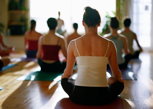 How Yoga Can Help You Deal With The Time Change...and Everything Else!