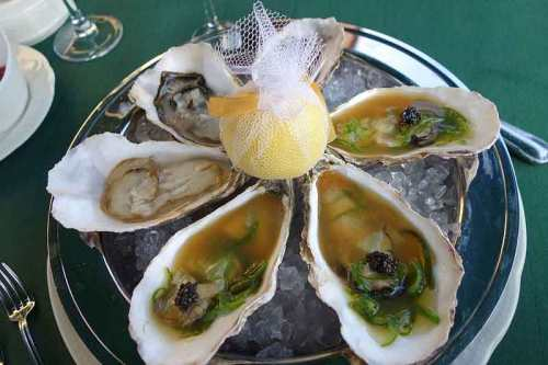 Oyster Tasting and Tutorial NEXT FRIDAY!